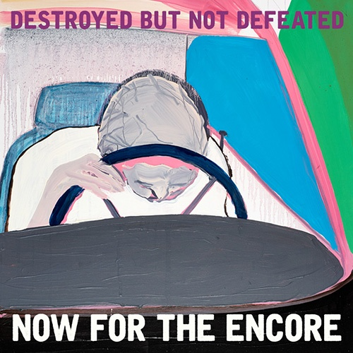 Cover of the LP 'Now For The Encore'