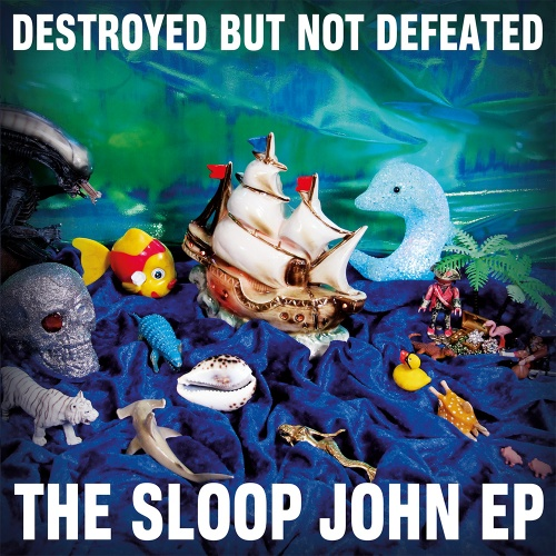 Cover of the 'Sloop John EP'